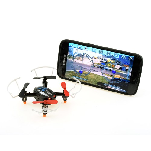 Nano Wi-Fi FPV Quadcopter with App