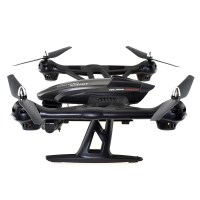 Pioneer Night 5.8GHz FPV Quadcopter - Side View