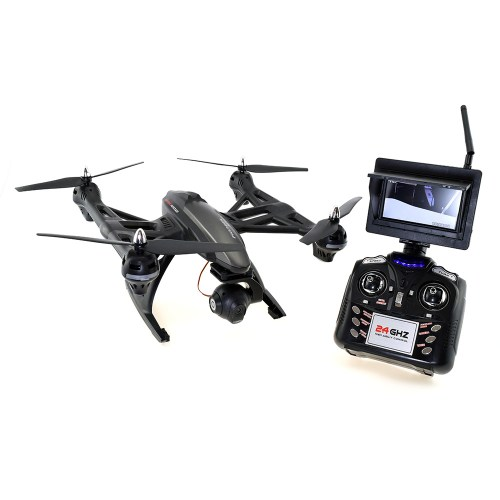Pioneer Night 5.8GHz FPV Quadcopter with Controller