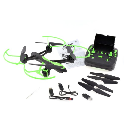 Sky Nighthawk 5.8GHz FPV Quadcopter - In the Box