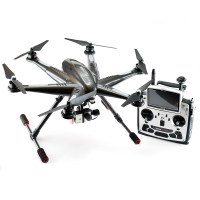 Walkera Tali H500 GPS Quadcopter with iLook FPV Camera and F12 Controller