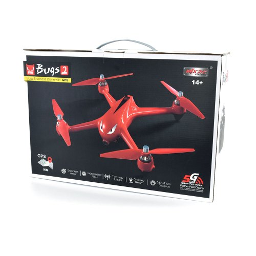 MJX Bugs 2W Quadcopter - Box