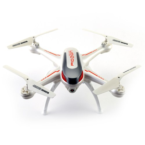 Pigeon King Quadcopter Front View