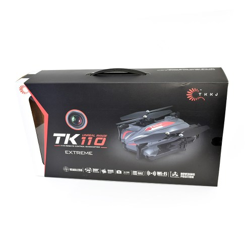 TK110 Wi-Fi FPV Quadcopter Box