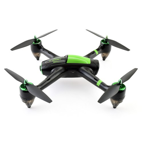 XBM-57 1080p HD Wi-Fi FPV Quadcopter - Side View