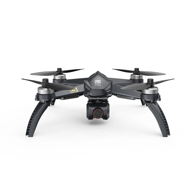 MJX Bugs 5W 4K FPV GPS Quadcopter Front View