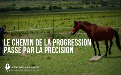 La précision, chemin de la progression