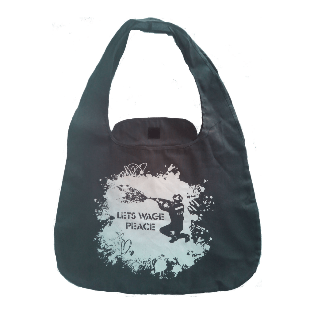 Wage Peace Handbag