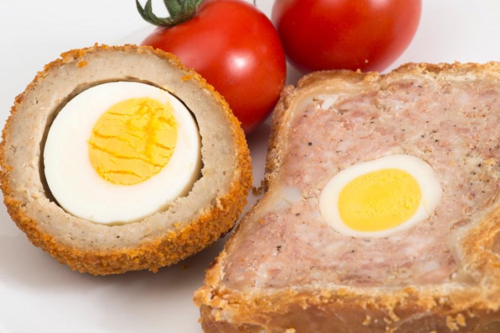 Hard Boiled Eggs by Just Egg UK
