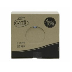 Aerial King Cat6 FTP 100M Network Cable