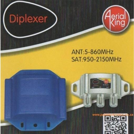 Aerial King Diplexer Combiner