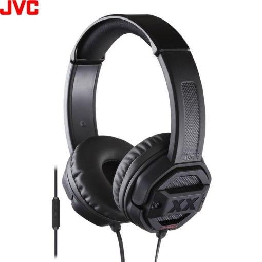 JVC Xtreme Xplosives Headphones With Built in Mic HA-SR50X