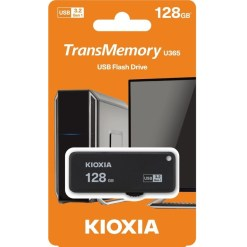 Kioxia 128GB TransMemory U365 USB3.2 Gen 1 Flash Drive