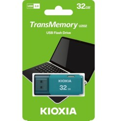 Kioxia 32GB TransMemory U202 Flash Drive LU202L032GG4