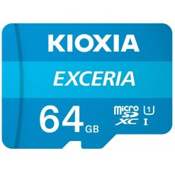 Kioxia 64GB microSD LMEX1L064GG2
