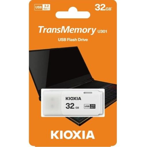 Kioxia TransMemory U301 32GB USB 3.2 Gen 1