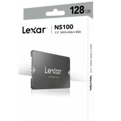 Lexar 120GB NS100 2.5 SATA III 6Gbs SSD Box