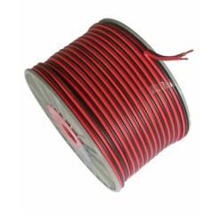 Speaker Cable 0.5mm Red Black 100 Meters