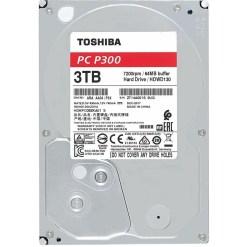 Toshiba P300 3TB 3.5 Inch Desktop PC Hard Drive HDWD130EZSTA