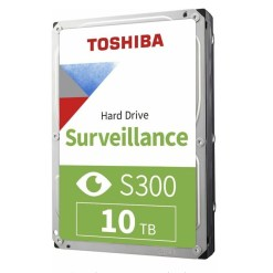 Toshiba S300 10TB 3.5 Inch Surveillance Hard Drive