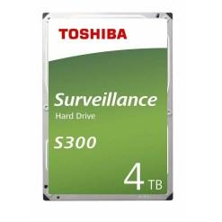 Toshiba S300 4TB 3.5inch Surveillance Hard Drive