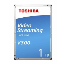 Toshiba V300 Video Streaming 1TB SATA Hard Drive HDWU110 3.5inch