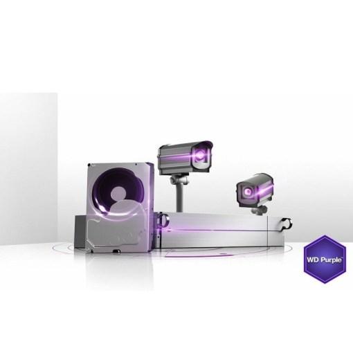 Western Digital Purple 1TB SATA WD10PURX 64MB Cache
