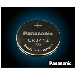 Panasonic CR2412 Lithium 3V Battery