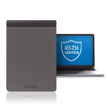 Securely protect your files SL200