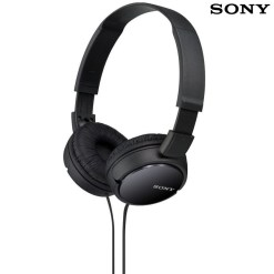 Sony MDR-ZX110 Stereo Headphones Black