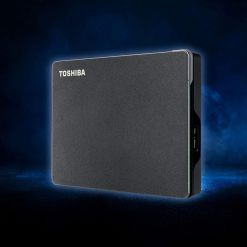 Toshiba Canvio Gaming 4TB Portable External Hard Drive