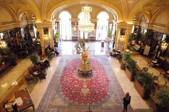 monte carlo hotel Paris