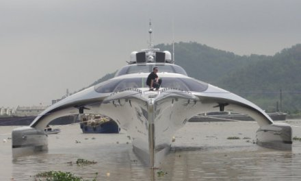 At $14.5 million Adastra is the world's most amazing yachts