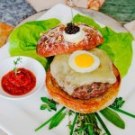 World's Most Expensive Burger come from New York's Serendipity 3 restaurant