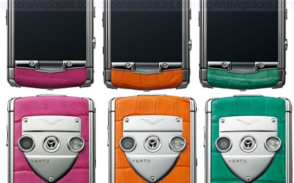Vertu Constellation Candy Collection – colors for summer