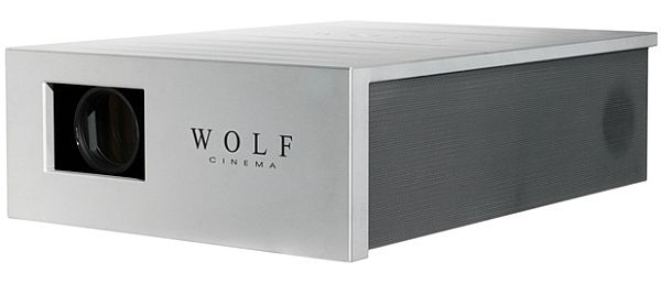 wolf projector