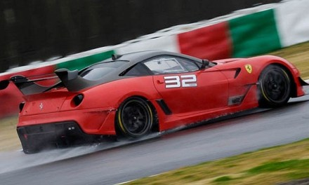 599XX Evoluzione on Ferrari online auction list