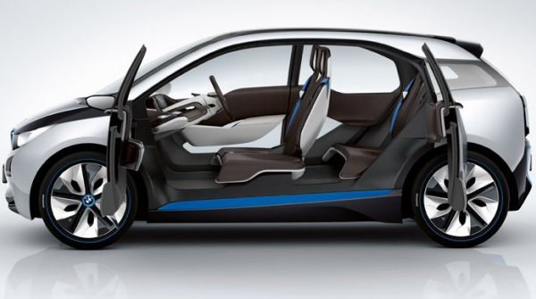 BMW i3 concept photos (9)