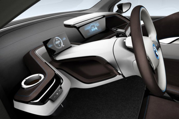 BMW i3 concept photos (3)