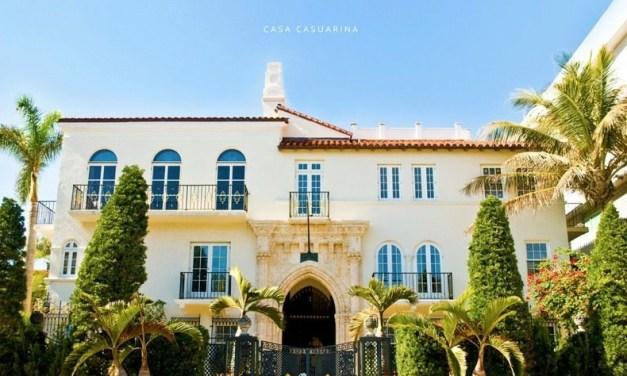 For sell: Gianni Versace's Miami Beach house $125 million