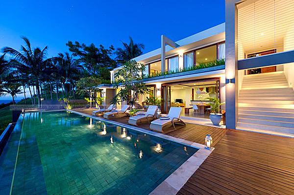 Malimbu Cliff Villa on Indonesia's Lombok Island