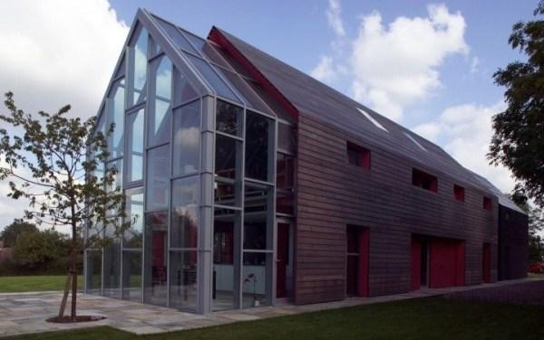 Sliding House project