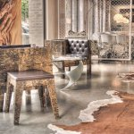 New trend: Organic Birchwood Furniture Collection
