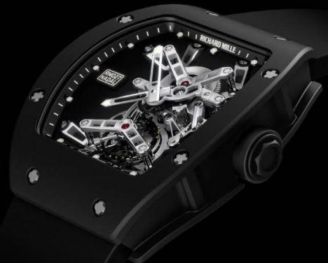 Rafael Nadal's $387,900 watch stolen in a luxury hotel