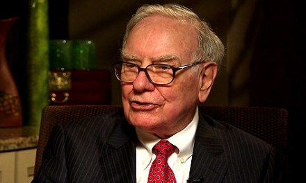 Record $3,456,789 paid for a lunch with Warren Buffett