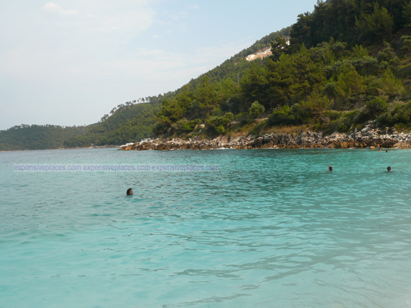 Marble Beach Thassos Island Greece (18)