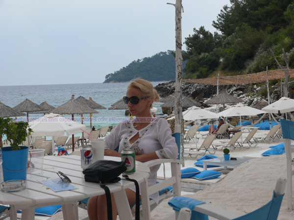 Marble Beach Thassos Island Greece (10)