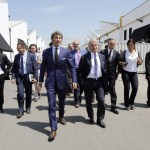 Automobili Lamborghini opens new building designed for the development of prototypes