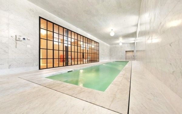 The Luxury Marble House in New York