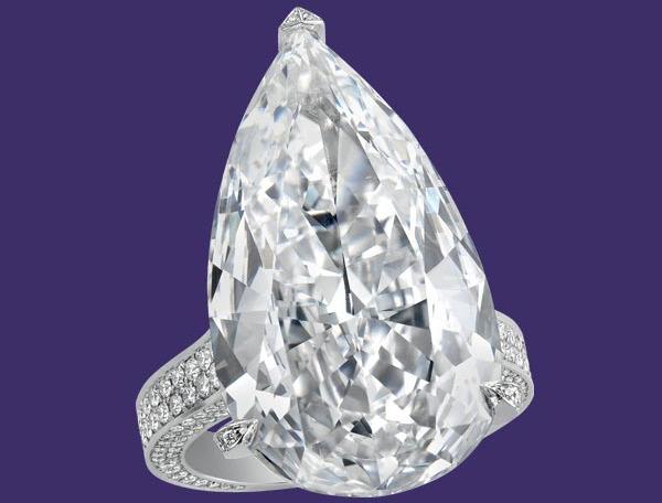 chopard IMPRESSIVE DIAMOND RING